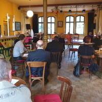 Bild vergrößern:Der Ortsverband Sudenburg lud die bekannten Bewerberinnen und Bewerber um die Nominierung als Landtagskandidatin bzw. Landtagskandidat am 02. September zu einer Vorstellungsrunde ein.