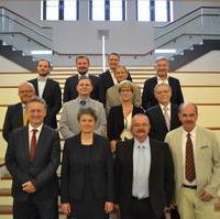 Bild vergrößern:Die Fraktion CDU/FDP im Magdeburger Stadtrat