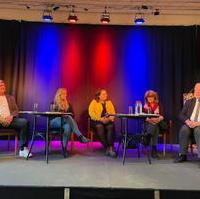Bild vergrößern:Die Frauen Union Magdeburg führte am 22. September eine Diskussionsrunde zum Prostitutionsschutzgesetz durch. Es ging auch um die Frage, ob die beabsichtigten Schutzwirkungen tatsächlich eingetreten sind.