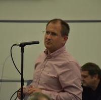 Bild vergrößern:Stadtrat Matthias Boxhorn spricht zum Magdeburger Schülerticket. Der Magdeburger Stadtrat hatte gerade den interfraktionellen Änderungsantrag zum Schülerticket mehrheitlich zugestimmt.