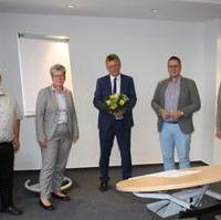 Bild vergrößern:Am 01. September wurde Andreas Schumann MdL (m.) als CDU-Kandidaten für den Landtagswahlkreis Magdeburg-Süd gewählt.