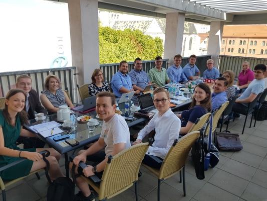 Der Sachsen-Anhalt-Rat der Jungen Union tagte am 24. August in der Landeshauptstadt.