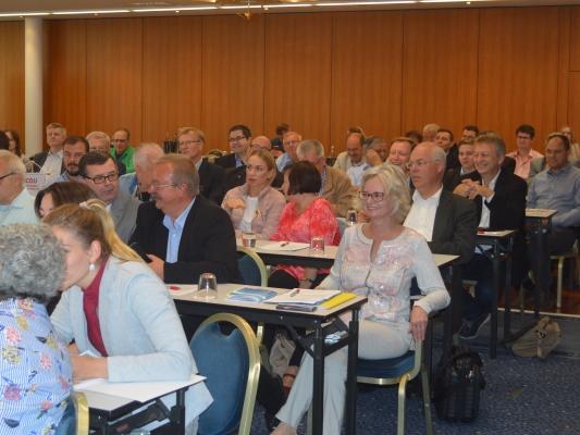 Am 14. September tagte der Kreisparteitag der CDU Magdeburg.