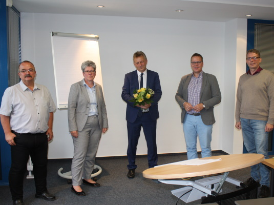 Am 01. September wurde Andreas Schumann MdL (m.) als CDU-Kandidaten für den Landtagswahlkreis Magdeburg-Süd gewählt.
