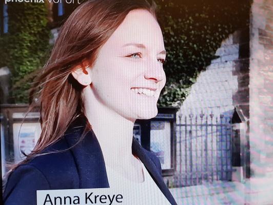 Am 16. Januar wurde Anna Kreye, Magdeburger CDU Mitglied und Landesvorsitzende der Jungen Union, als Beisitzerin in den CDU Bundesvorstand gewählt.