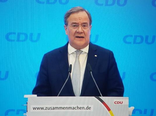 Der Bundesvorsitzende Armin Laschet startete am 30. März , im Rahmen einer Onlineveranstaltung den Prozess, zur Erarbeitung des Bundestagswahlprogramms.